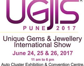 Unique Gems and Jewellery International Show 2017